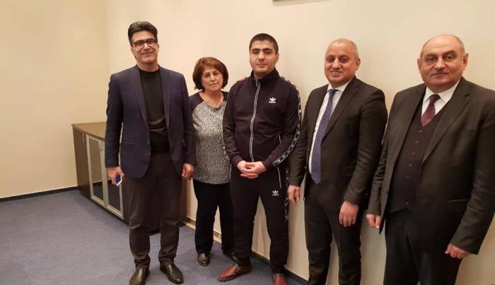 Mehman Hüseynov prezidentə müraciət etdi