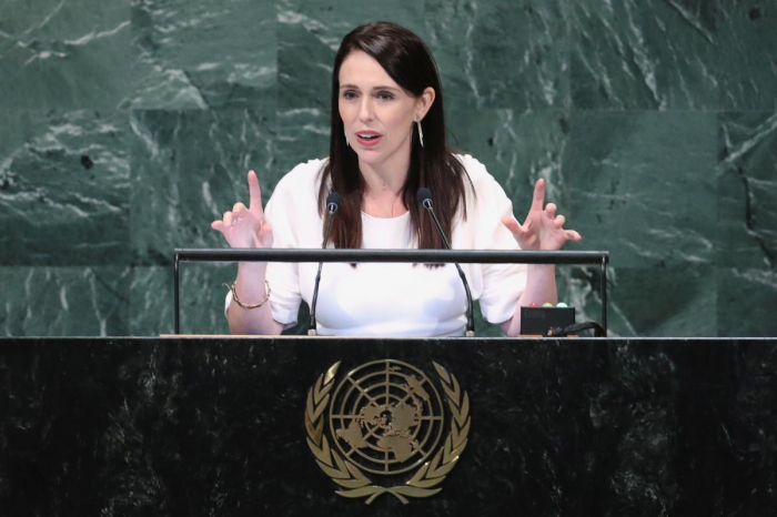 New Zealand PM Ardern says no-deal Brexit would be very difficult