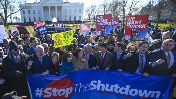 Bundesbedienstete als Geiseln der Politik