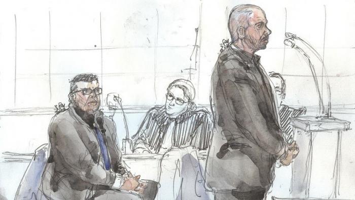 """""""El peor error de mi vida""""  : Acusan a dos agentes de violación en grupo en una sede policial francesa"""