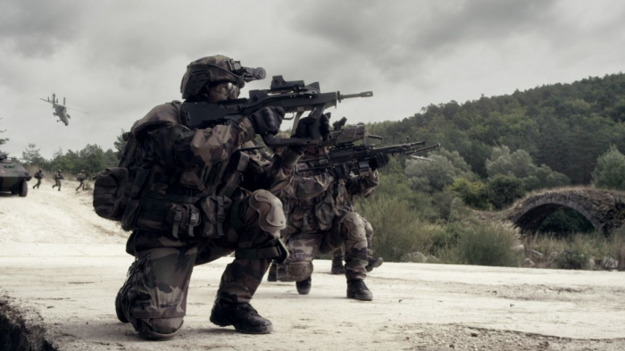 Dünyanın ən güclü 50 ordusu - SİYAHI