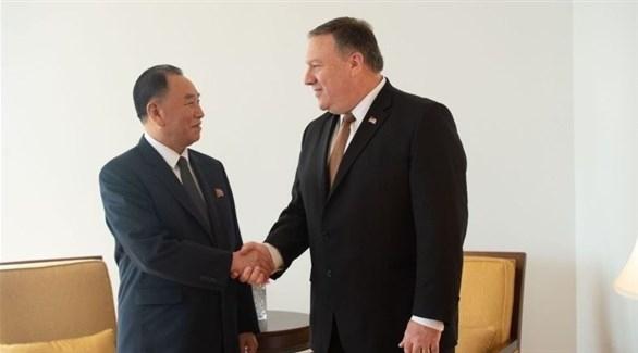 واشنطن وبيونغ يانغ تجريان محادثات هذا الأسبوع