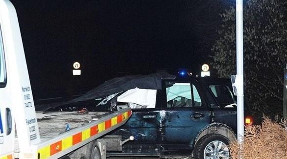 بريطانيا: دوق أدنبره ينجو من حادث سير
