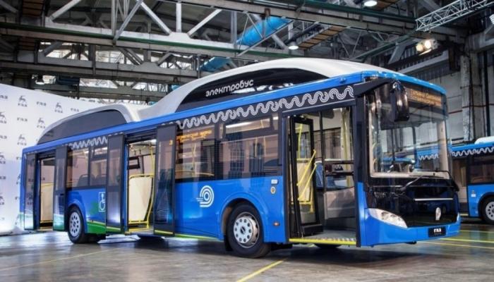 Los autobuses eléctricos bielorrusos serán probados en Gandzá