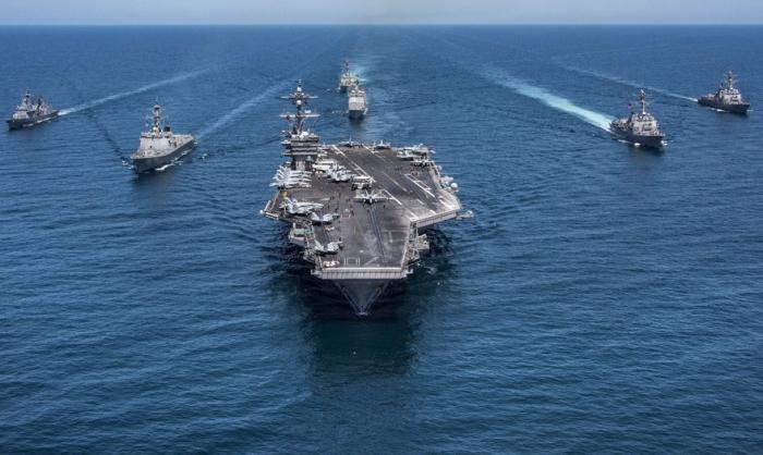 ABŞ Suriyaya desant gəmisi göndərdi