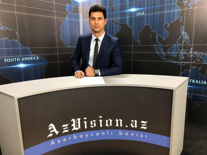 AzVision TV releases new edition of news in German for January 3 -  VIDEO