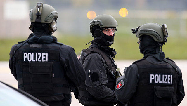 Major operation against criminal gangs launched in Germany