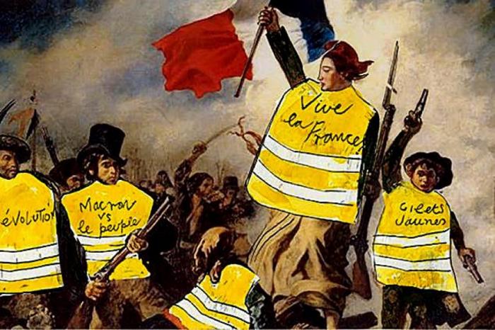 Gilets jaunes  : brutal y desproporcionada violencia policial