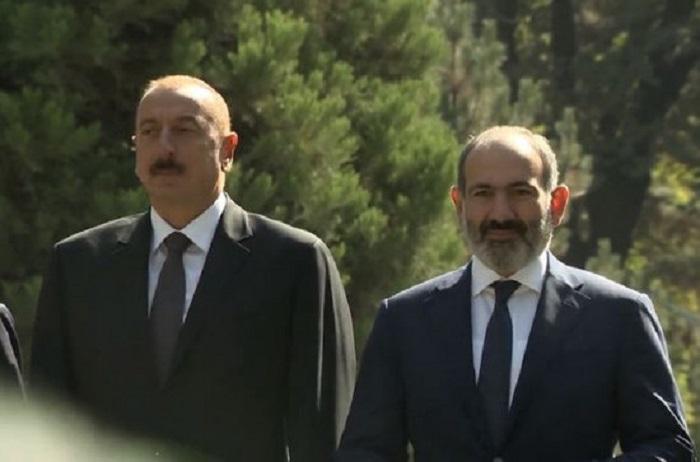 Pashinian veut rencontrer le président Ilham Aliyev à Davos
