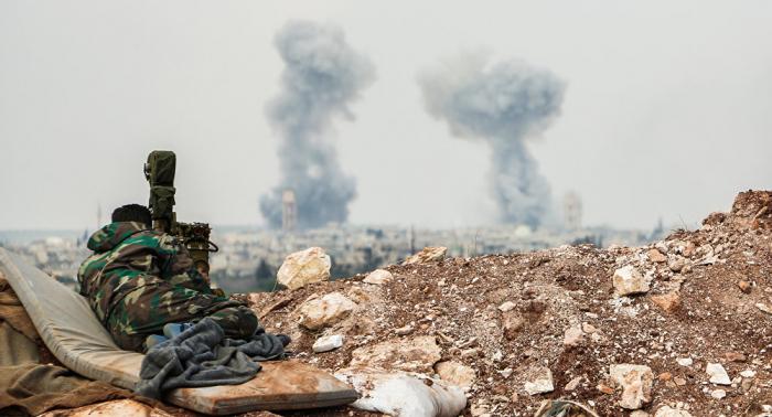 Syrie:   la province d