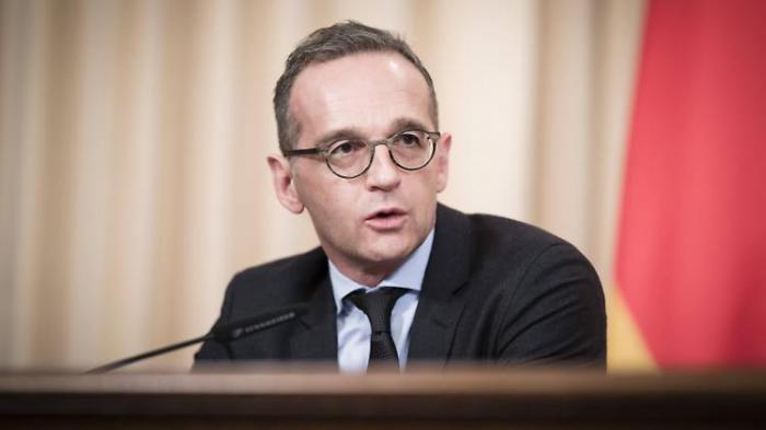 Maas redet Russland ins Gewissen