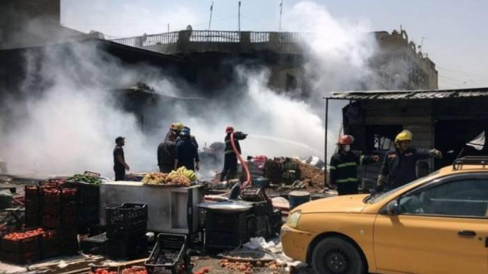 İraqda terror aktları: 4 ölü, 10 yaralı var