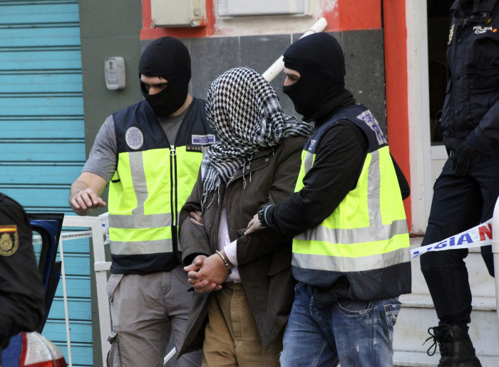 Armenian gang detained in Spain in bribery case