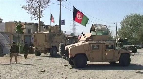 مقتل 11 مسلحاً من طالبان بقصف جوي