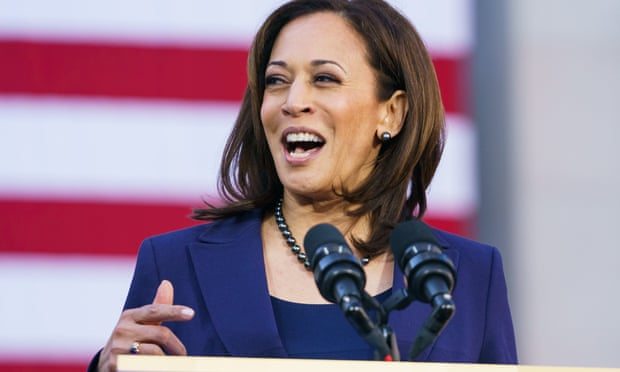 Kamala Harris kicks off 2020 campaign with hometown Oakland rally