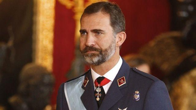 King of Spain visits Iraq, first in 40 years