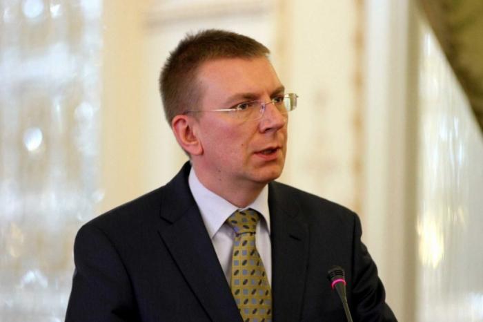 Edgars Rinkēvičs: Azerbaijan is an important partner for Latvia