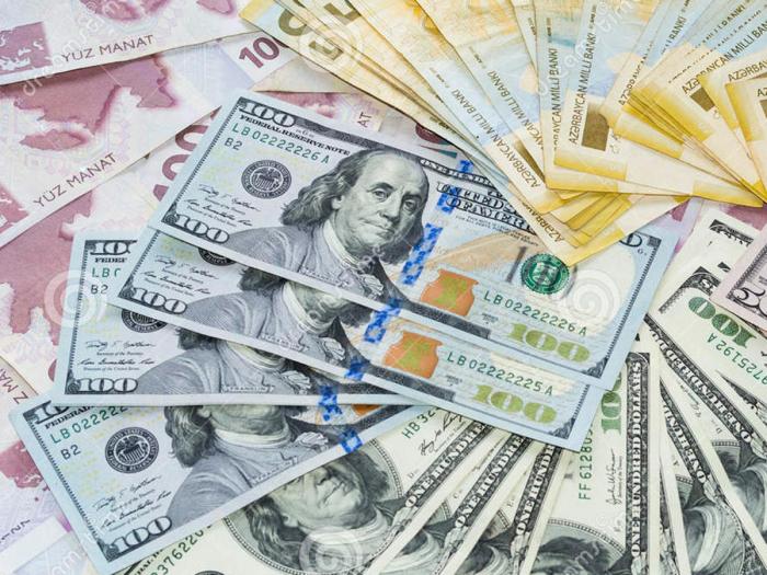 Azerbaijani currency rates for Jan. 15