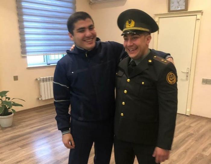 Əli Abdalov Mehman Hüseynovla barışdı - VİDEO