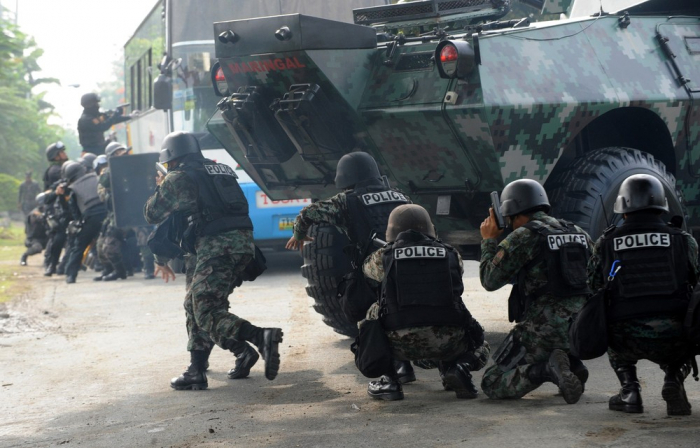 2 killed, 4 injured in mosque grenade explosion in S. Philippines
