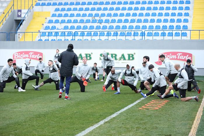 """""""Qarabağ""""ın yeni heyəti - FOTOLAR"""