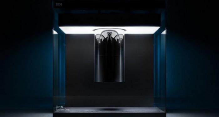 IBM vient de dévoiler le premier ordinateur quantique commercial