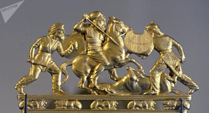 Un tribunal en los   Países Bajos   examinará en marzo el recurso sobre el oro de los escitas