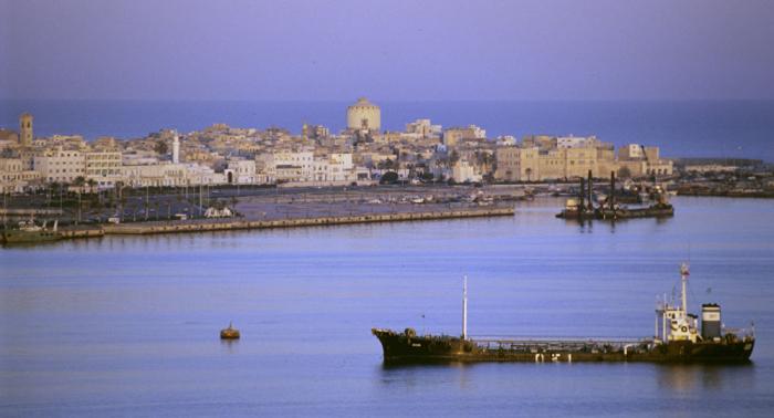 أبو الغيط وغسان سلامة يبحثان الأزمة الليبية
