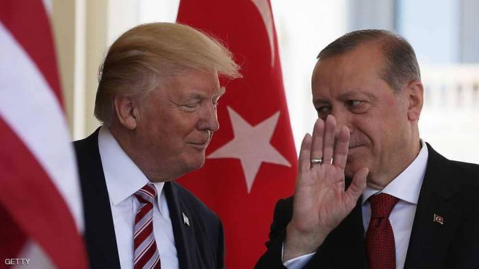 ترامب: هناك إمكانية كبيرة لتوسيع التنمية الاقتصادية مع تركيا