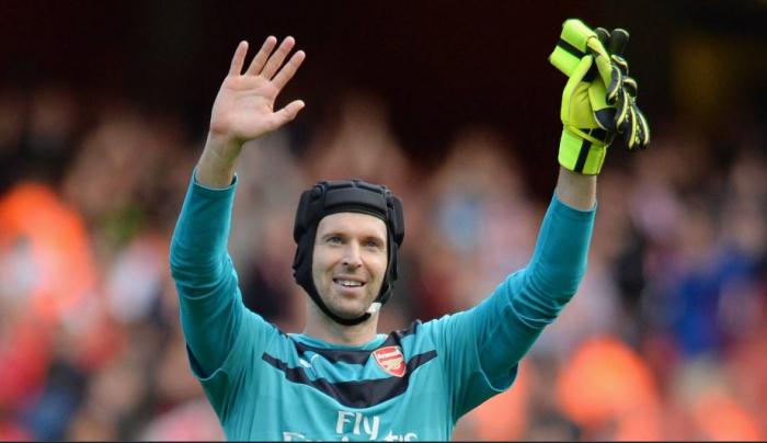 Football:  Petr Cech annonce sa retraite