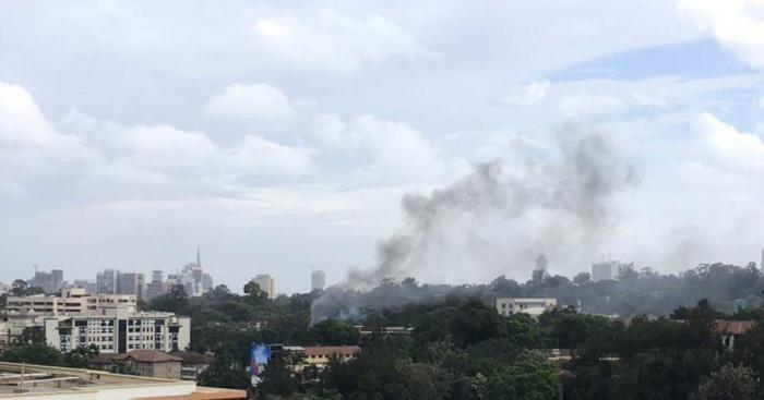 Kenya: explosion et coups de feu dans un hôtel de Nairobi