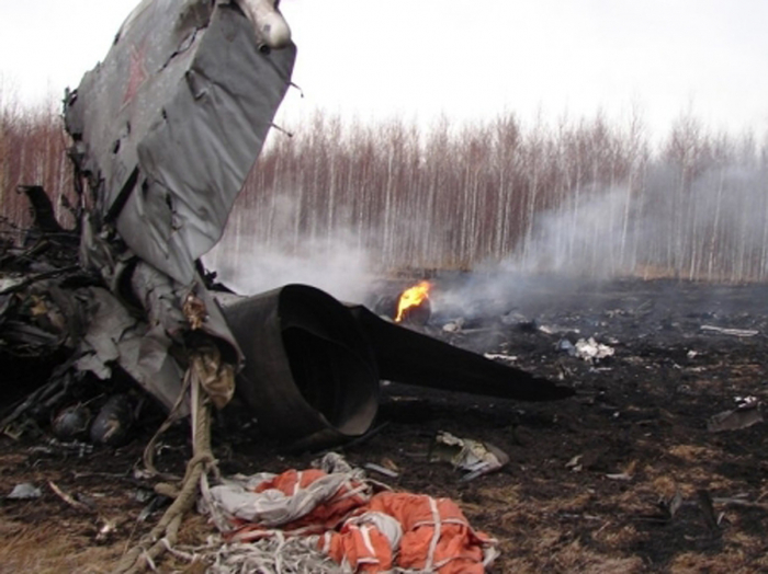 Two Tupolev-22M3 crew members die in crash, confirms Defense Ministry