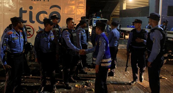 Policía hondureña advierte sobre peligros de migración ilegal a EEUU