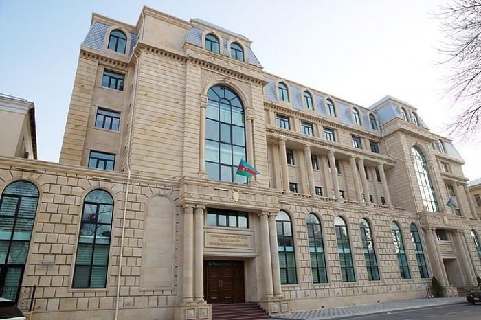 Ötən il 12 prokurorluq əməkdaşı intizam məsuliyyətinə cəlb edilib