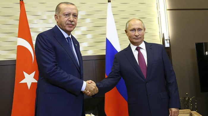 Turkish, Russian presidents may mull situation in South Caucasus
