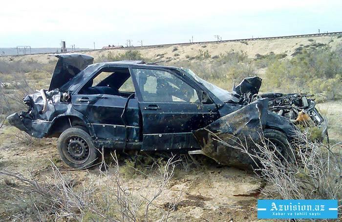 2 nəfər yol qəzasında ölüb, 9-u yaralanıb