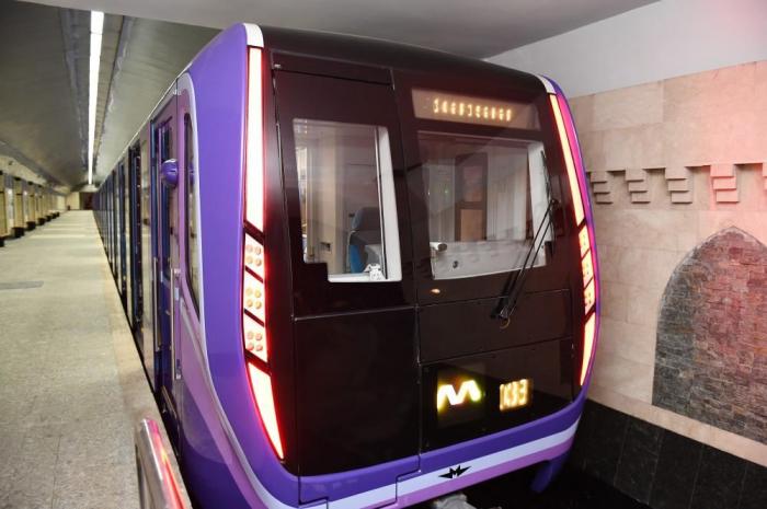 Russia's Metrovagonmash JSC to supply new subway railcars to Azerbaijan