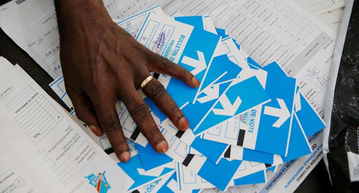 La Unión Africana insta a suspender publicación de escrutinio final tras elecciones en RDC