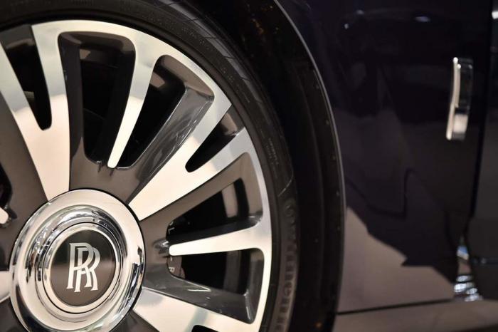 Rolls-Royce a vendu un nombre record de voitures en 2018