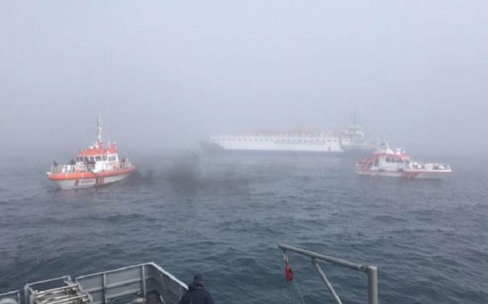 İtkin düşən azərbaycanlı gəmi kapitanının axtarışları dayandırıldı
