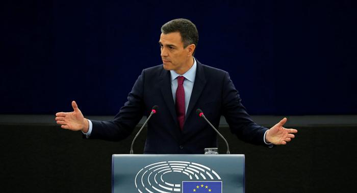 """Sánchez cree la UE debe poder enviar tropas fuera de sus fronteras para ser """"creíble"""""""