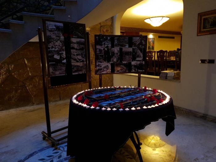 Se conmemoró la memoria de los mártires del 20 de Enero en Egipto  (FOTO)