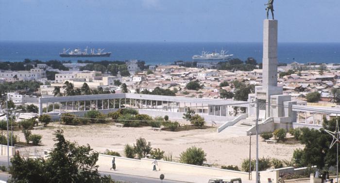 Somalia declara