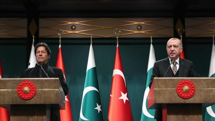 Erdogan annonce un futur sommet Turquie-Pakistan-Afghanistan à Istanbul