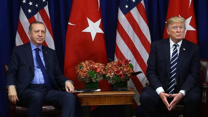 Erdogan et Trump discutent de la création d