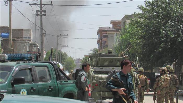 Afghanistan :   Un mort   dans l