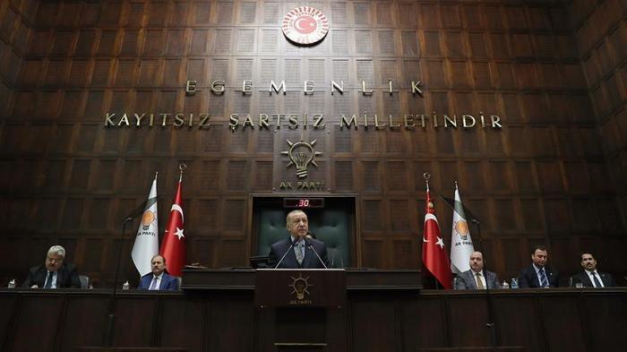 """Erdogan: """"La Turquie est également la patrie de nos frères kurdes"""""""