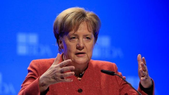 Merkel: Il est encore temps de négocier le Brexit