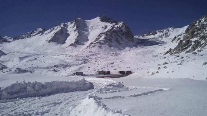 Afghanistan:   8 morts   dans une avalanche de neige à Badakhshan