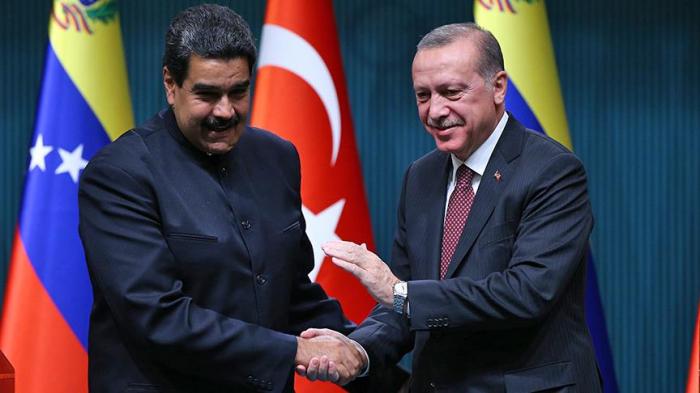 """""""Qardaşım! Dik dur, yanındayıq"""" - Ərdoğandan Maduroya dəstək"""